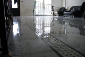Marble Polishing & Restoration