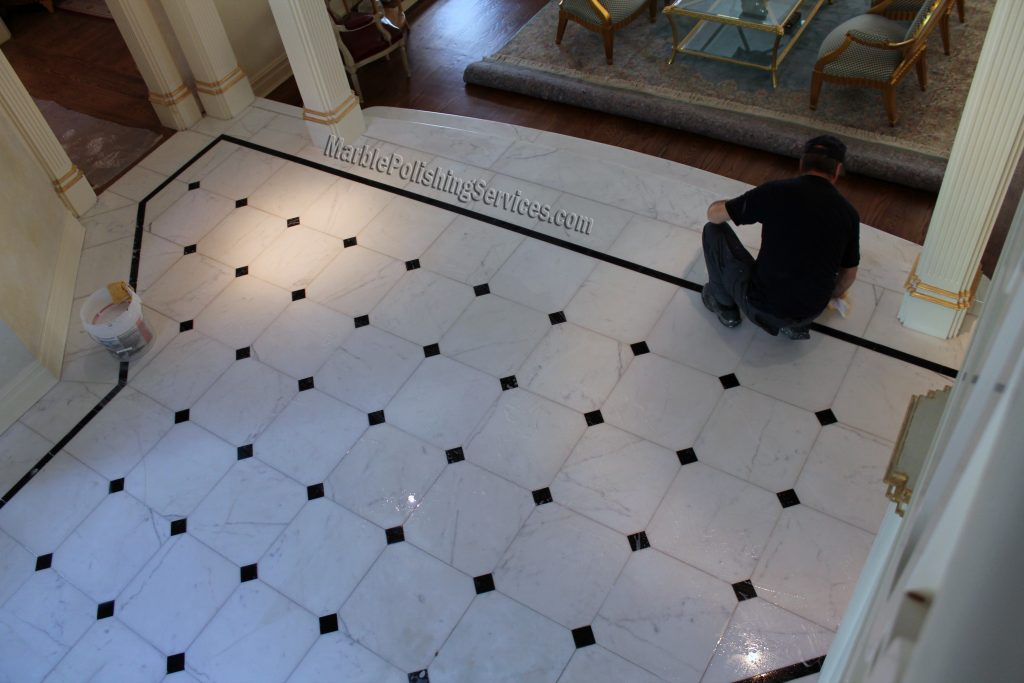 Marble Polishing Cleaning and Repair in Westchester NY
