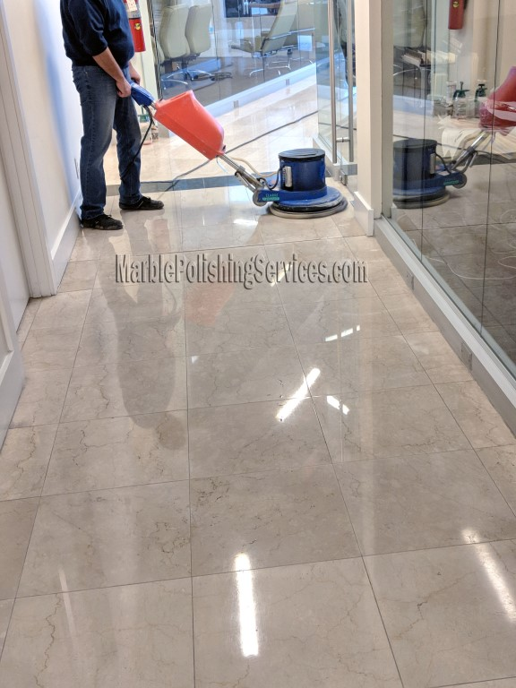 Marble Cleaning & Polishing CT