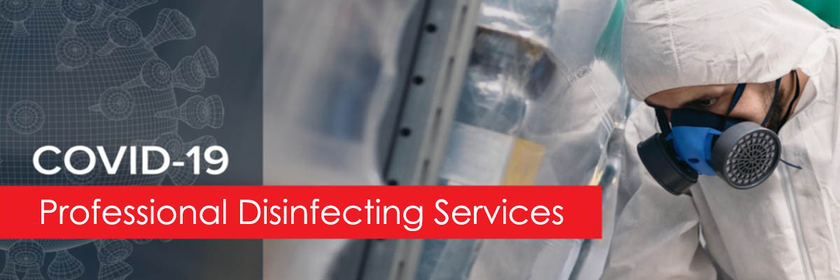Sanitizing and Disinfecting Services NJ