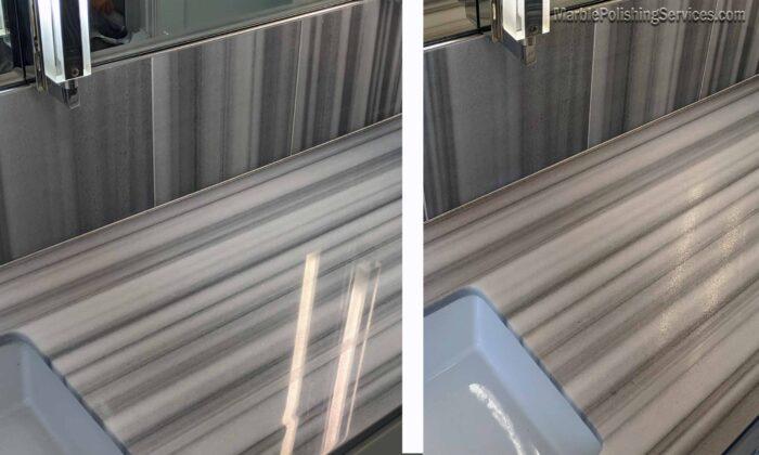 Polishing And Restoring Marble Countertops